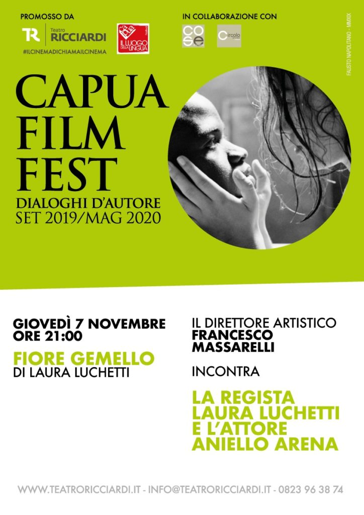 %name CAPUA FILM FEST DEDICA UNA SERATA AL CINEMA PER IL SOCIALE