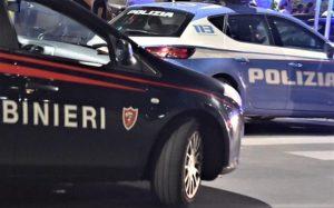 polizia carabìnieri fg 300x187 TRASPORTO FRAUDOLENTO DI VALORI, DENUNCIATI IN 4