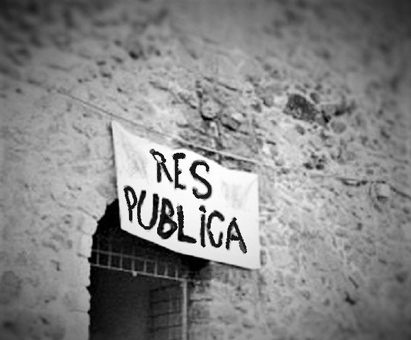 res publica LA DIFFICILE ARTE DAMMINISTRARE LA  RES PUBLICA