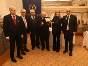 CARFORA PANATHLON 1 300x225 PANATHLON, PREMIO FAIR PLAY ALLA PRESIDE CORAGGIO EUGENIA CARFORA
