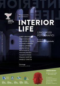 Capodrise PalArti Manifesto Locandina 210x300 INTERIOR LIFE, LINGUAGGI FOTOGRAFICI AL PALARTI DI CAPODRISE