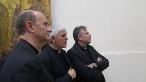 Inaugurazione Museo diocesano servizio video 1 300x169 INAUGURATA SECONDA SEZIONE MUSEO DIOCESANO