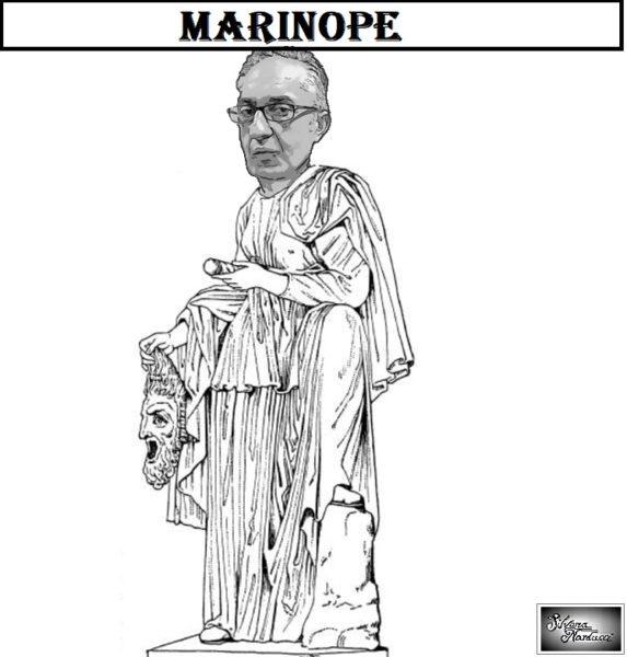 MARINOPE 12.12.19 ...PENSAR MALE È PECCATO…MA LA GIUNTA MARINO È UNA MUSA ISPIRATRICE...