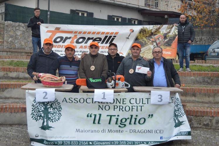 RG 1 PRIMA EDIZIONE DELLA GARA DI TAGLIO CON MOTOSEGA, ECCO COME E ANDATA