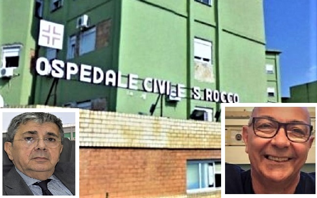 SAN ROCCO eliseo russo OSPEDALE SAN ROCCO, AGGRESSIONE IN PS