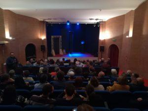 Teatro Jovinelli 300x225 TEATRO JOVINELLI, MORRON GLACE E IL TERZO SPETTACOLO DEL 2019/20