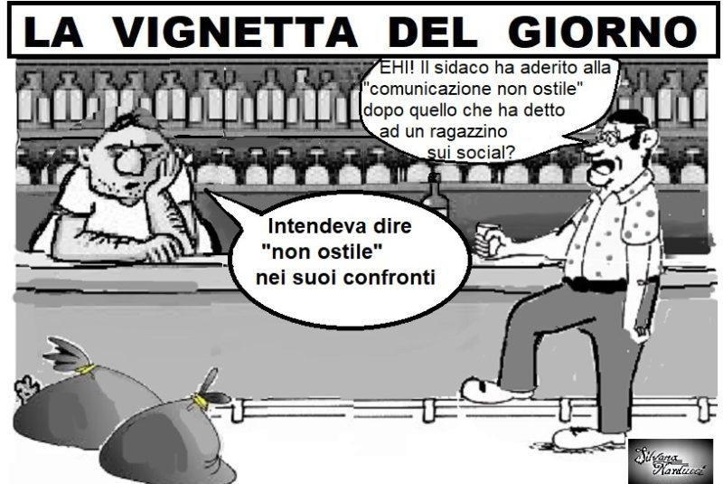 comunicazione ostile 03.12.19 UN SINDACO COLLEZIONISTA…IL FIGURELLE DAY…