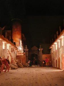interno castello presepe colella 225x300 INAUGURAZIONE MARCIANISE IN MINIATURA L8 DICEMBRE