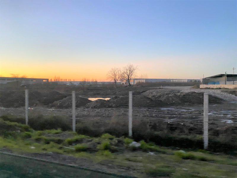 movimentazione terra gricignano2 scaled LAVORI NON AUTORIZZATI: SEGNALAZIONE DELLASI ALLE FORZE DELLORDINE