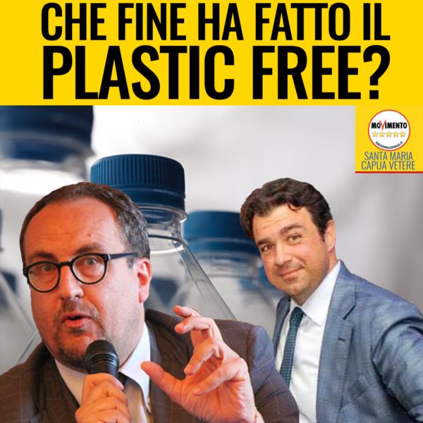 plastcfreeSMCV 1 M5S: CHE FINE HA FATTO IL PLASTC FREE?