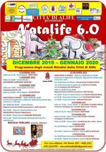 programma natalife 6.0 2019 210x300 NATALIFE 6.0, IL PROGRAMMA FINO AL PROSSIMO 6 GENNAIO