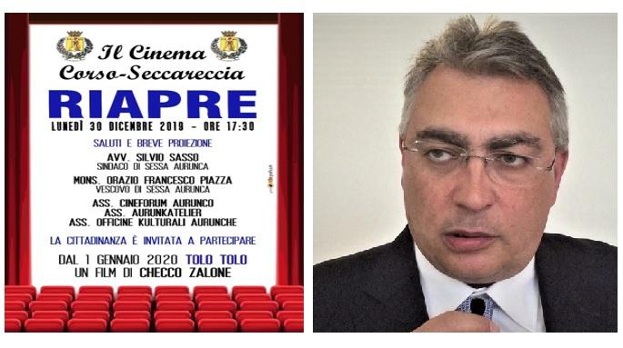 sasso cinema SILVIO SASSO, IL CINEMA CORSO ED IL DISTURBO BIPOLARE