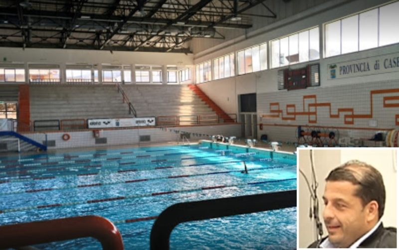 stadio nuoto guida STADIO DEL NUOTO, ACQUA FREDDA E TEMPERATURE POLARI..IL TERMOSCANNER DI POLPET...