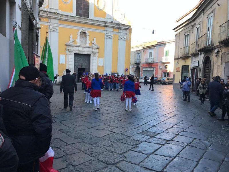 Esibizione della Banda scaled MADDALONI, SERATA PARTECIPATA IN RICORDO DEL DIRIGENTE, EDUCATORE E SAGGISTA MICHELE VIGLIOTTI