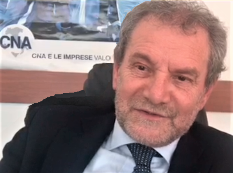 FRANCESCO GEREMIA coordinatore CNA CNA CASERTA: BANDO REGIONALE PER SOSTEGNO A IMPRESE COMMERCIALI E AMBULANTI