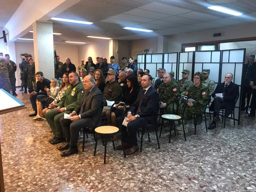 %name CAMBIO COMANDO AL 2° BATTAGLIONE NATO   I VIDEO DELLA CERIMONIA