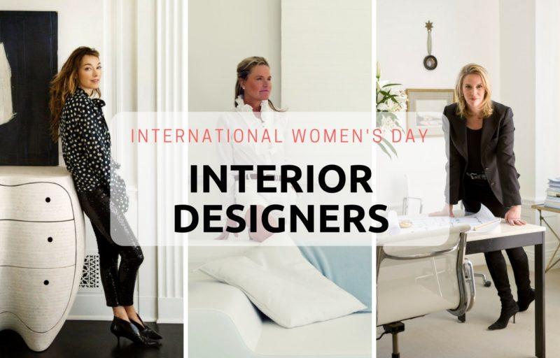 Interior designers scaled DONNE E DESIGN