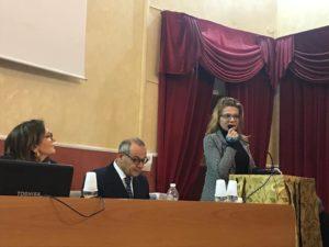 Intervento della prof.ssa Alessandra Vigliotti 300x225 DECRETO AZZOLINA, VIGLIOTTI (FDI): IL MINISTRO UMILIA LA CLASSE DOCENTE