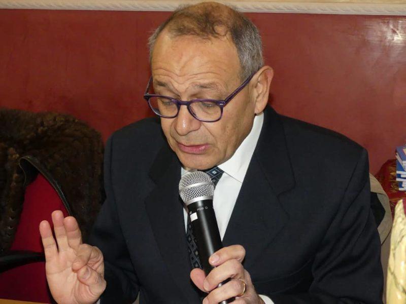 Luca Ugo Tramontano scaled MADDALONI, SERATA PARTECIPATA IN RICORDO DEL DIRIGENTE, EDUCATORE E SAGGISTA MICHELE VIGLIOTTI