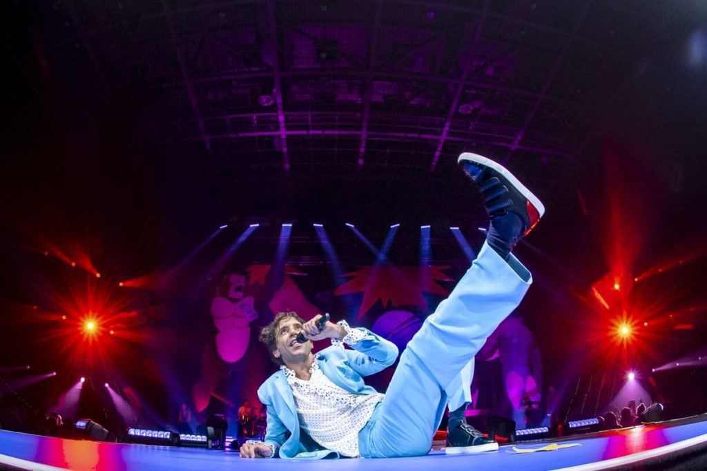 """Mika @Francesco Prandoni2 1024x683 MIKA RITORNA A NAPOLI IL 5 FEBBRAIO CON IL """"REVELATION TOUR"""""""