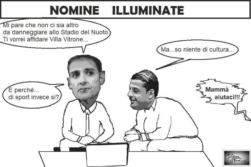 NOMINE ILLUMINATE 30.01.20 scaled DALLO STADIO DEL NUOTO A VILLA VITRONE, POLPET A STILE... LIBERO