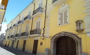 Palazzo Eredi Tarcagnota AMBC: ANCHE LA REGIONE CAMPANIA ALLA RICERCA DEL CENTRO SERVIZI TURISTICI CHE NON C'È