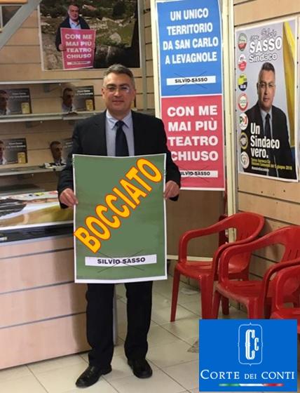 """SASSO 1 CASO CORTE DEI CONTI: IPOTESI """"DISSESTO GUIDATO"""""""