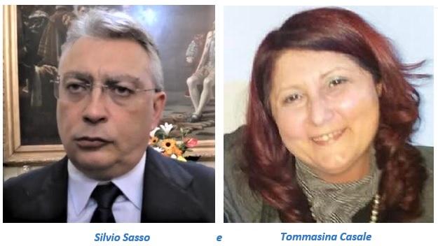 """SASSO CASALE SINDACO SASSO IN POLEMICA CON LA SUA EX…ASSESSORA TOMMASINA CASALE…E INTANTO SESSA È UN """"FLOP DOPO FLOP""""!"""