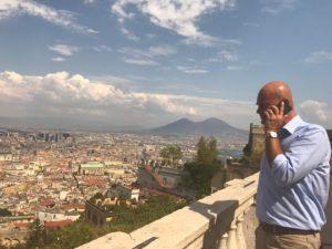 Vincenzo Ferrante  Konsumer Campania 300x225 SCONTRO FRA TRENI A NAPOLI, 13 FERITI. KONSUMER: STIAMO ASSISTENDO GLI UTENTI COINVOLTI