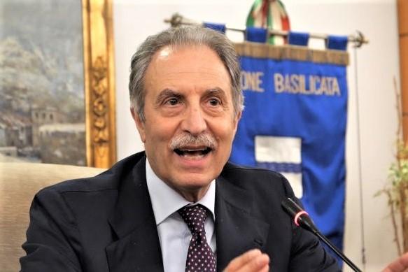 Vito Bardi BASILICATA REGIONALI, IL PRESIDENTE DELLA BASILICATA BARDI: FI SI CONFERMA LA CASA DEI MODERATI