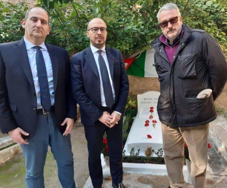 %name BRANCACCIO AD HAMMAMET PER I 20 ANNI DALLA MORTE DI BETTINO CRAXI