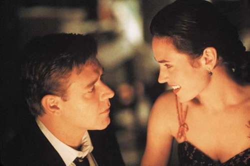 "a beautiful mind ""A BEAUTIFUL MIND"": IL PUNTO DI INCONTRO TRA LOGICA E FOLLIA"