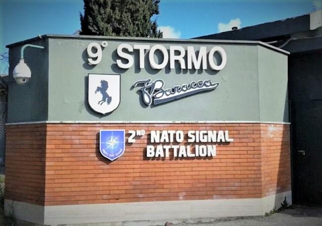 aeronautica grazzanise NATO, CERIMONIA DI CAMBIO DI COMANDO