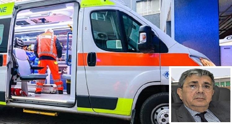 ambulanza SERVIZIO 118, VOLONTARIATO, SFRUTTAMENTO & CIRCOLARI…