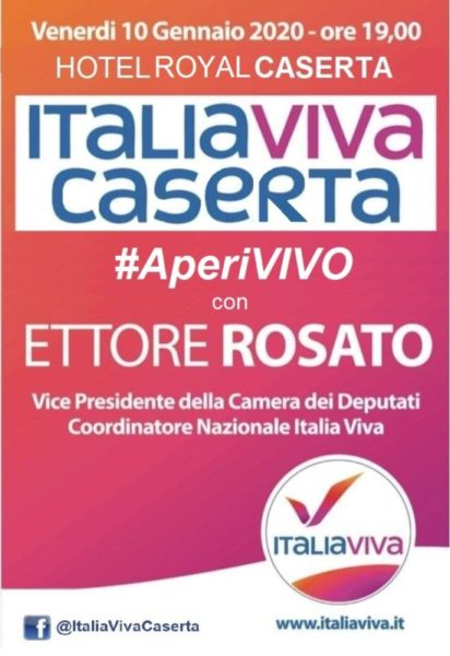 card rosato caserta 8 scaled SCHIAVONE CON I SUOI ALLA CONVENTION ITALIA VIVA A CASERTA: SPACCATURA DEFINITA ED INSANABILE...E IL RAMPOLLO VERSO LA CANDIDATURA ALLE REGIONALI!