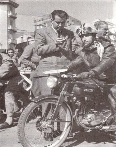 carlino  SCOMPARE CARLO AULICINO, GRANDE PROTAGONISTA DEL MOTOCICLISMO SAMMARITANO