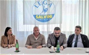 %name LEGA SALVINI PREMIER, CINQUE NUOVI COORDINATORI IN PROVINCIA DI CASERTA