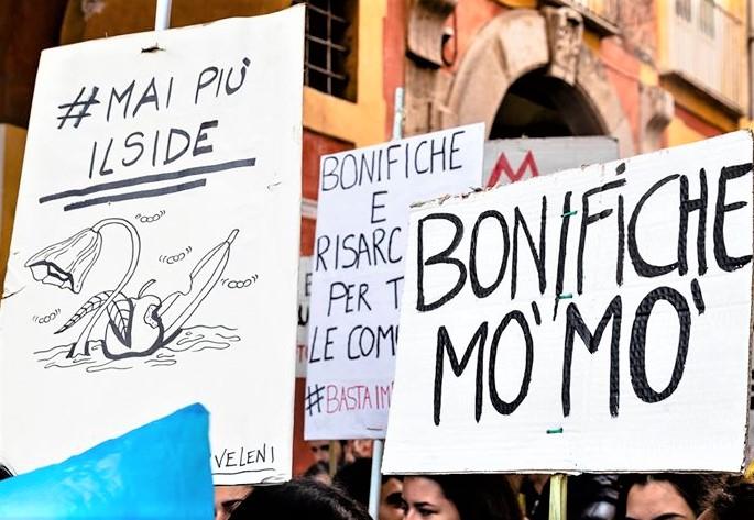 comunicato 16 gennaio SPAZIO CALeS CHIEDE INDIGNATA LA BONIFICA PROMESSA