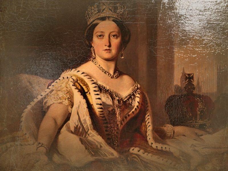 la regina Vittoria 1 scaled I GIOIELLI DELL'EPOCA VITTORIANA – Seconda puntata – L'OCCHIO DELL'AMANTE