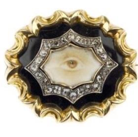 occhio diamanti 2 I GIOIELLI DELL'EPOCA VITTORIANA – Seconda puntata – L'OCCHIO DELL'AMANTE