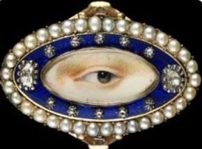 occhio diamanti I GIOIELLI DELL'EPOCA VITTORIANA – Seconda puntata – L'OCCHIO DELL'AMANTE