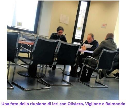 oliviero commissione deserta OLIVIERO CONVOCA LA VII COMMISSIONE E NESSUNO PARTECIPA: IL POLITICO SNOBBATO DAI DIRIGENTI REGIONALI E ASL!