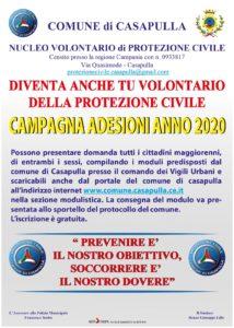 protezione civile casapulla 214x300 CASAPULLA, PARTE LA CAMPAGNA DI ADESIONE ALLA PROTEZIONE CIVILE