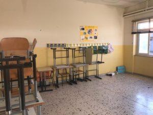 scuola pascoli 300x225 CASAGIOVE   ALLAGATA SCUOLA PASCOLI, CASAGIOVE NEL CUORE CONTRO CORSALE: SMETTA DI GRIDARE AL LUPO