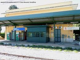 stazione ferroviaria ASSOCIAZIONE MONDRAGONE BENE COMUNE SULLABBANDONO DELLA STAZIONE
