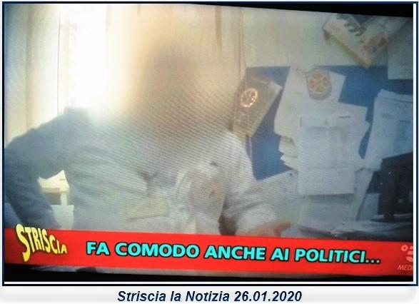 striscia ASL, CASERTA COME SODOMA E GOMORRA