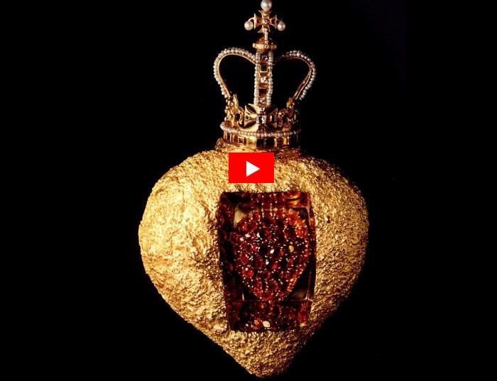 the royal heart I GIOIELLI DELL'EPOCA VITTORIANA – Seconda puntata – L'OCCHIO DELL'AMANTE