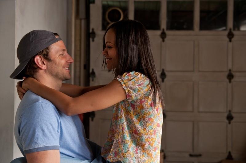 """the words scena film bradley cooper zoe saldana 9911616 """"THE WORDS"""": COSÈ LA VERITÀ?"""