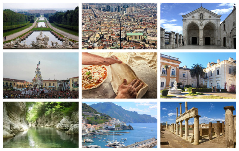 unesco scaled UNESCO, REGIONE CAMPANIA IN TESTA ALLA CLASSIFICA MONDIALE PER NUMERO DI SITI