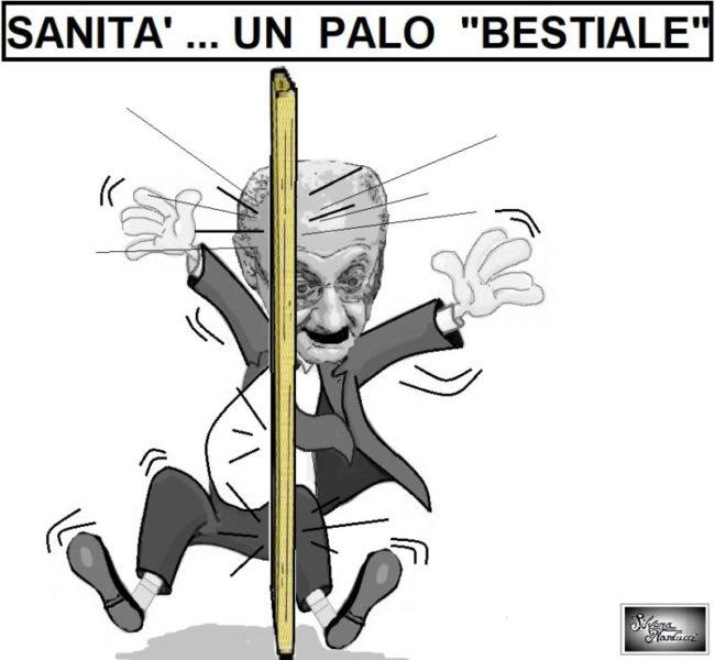 """07.02.20 scaled DE LUCA, DOPO LE """"BESTIALITÀ"""", VIETATE LE POLEMICHE E IMPOSTO IL SILENZIO…"""
